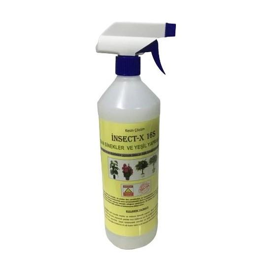 Çiçek ve Bitki Ilacı (Sinek ve Yeşil Yaprak Bitleri Için) 1000 ml