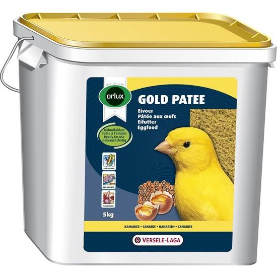 V.l.or.g. Patee Kanarya Sarı Ballı Yum.maması 5 kg