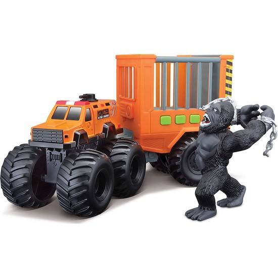 Maisto Fresh Metal 4x4 Canavar Taşıyıcı Araçlar - Goril
