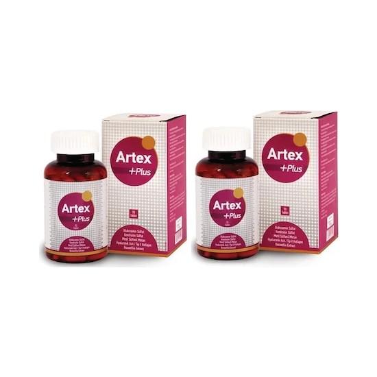 Vitamax Artex Plus Tablet - 2 Adet