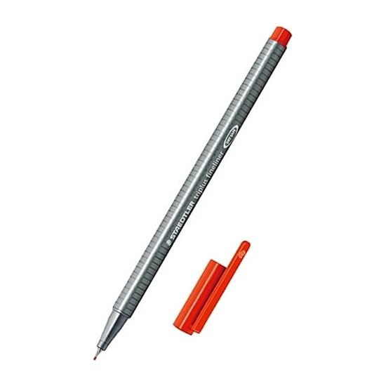 Staedtler Kırmızı Tükenmez Kalem
