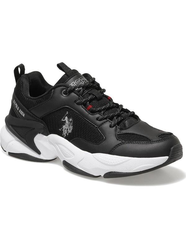 Maybe Wmn Siyah Kadın Sneaker Ayakkabı