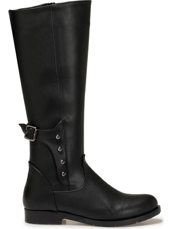 Butigo Pavel Siyah Kadın Çizme