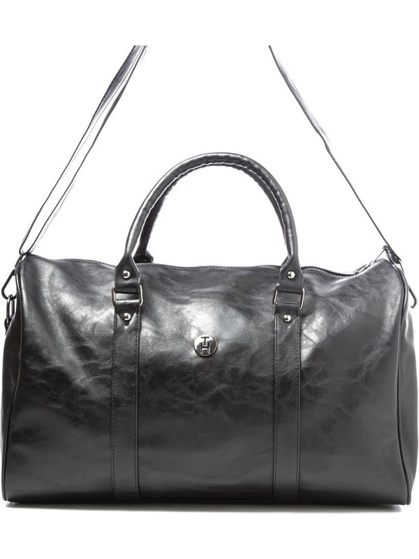 Th Bags Erkek Seyahat Çantası THR0200 Siyah