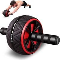 Cooltech Ab Roller Egzersiz Fitness Tekerleği Ab Wheel Karın Kası Kondisyon Spor Aleti