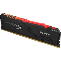 Kingston HyperX Fury RGB 16GB 3600MHz DDR4 CL18 Dimm Ram HX436C18FB4A/16