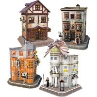 Cubic Fun Harry Potter Diagon Yolu (4 Bina) 3D Puzzle