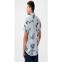 Jack&jones 12173427 Cotonı Kısa Kol Erkek Gömlek
