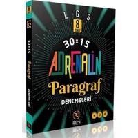 En Yayınları Adrenalin 8.sınıf Paragraf Deneme