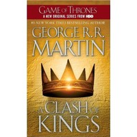 Clash Of Kings - George R. R. Martin