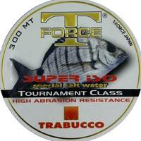 Trabucco T-Force Super Iso 300M Tuzlu Su Misinası Monofilament Mavi