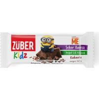 Züber Kidz Kakaolu Meyve Barı 30 gr
