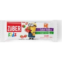 Züber Kidz Çilekli ve Kakaolu Meyve Barı 30 gr