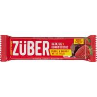 Züber Çilekli Ve Çikolatalı Doğal Meyve Tatlısı 40 gr