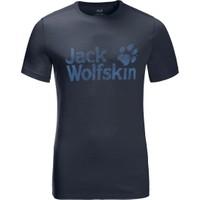 Jack Wolfskin Wolf Logo T Erkek T-Shirt S