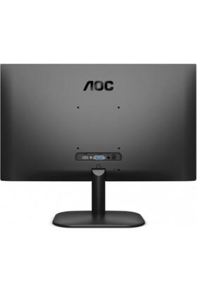 "AOC 22B2AM 21.5"" 75Hz 4ms (HDMI+VGA) Full HD LED Monitör"
