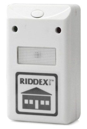 Riddex Fare ve Haşere Kovucu Kokusuz Pratik Elektronik Kovucu Rıddex
