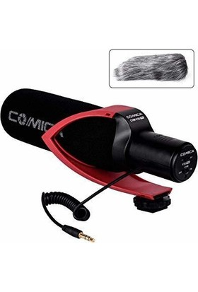 Comica CVM-V30 Pro Shotgun Mikrofon