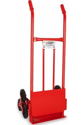 Balatlı Merdiven Çıkabilen El Arabası 200 kg BLT-TA-EA-K-KMC-1327