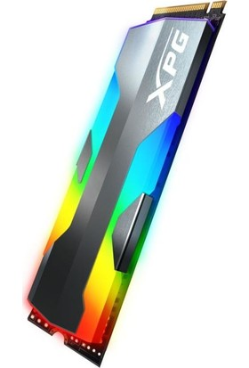 Xpg S20G-1T-C 1tb S20G Rgb Pcıe M2 2500-1800MB/S Flash SSD