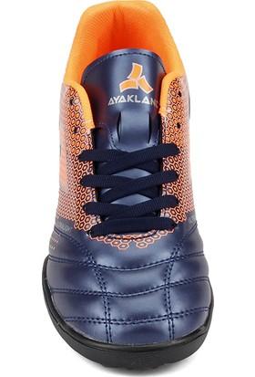 Ayka Trend 179 Lacivert Halısaha Erkek Futbol Ayakkabıbı