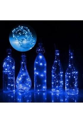 Toreedo Group Dekoratif Mavi Peri LED Işık 3 m