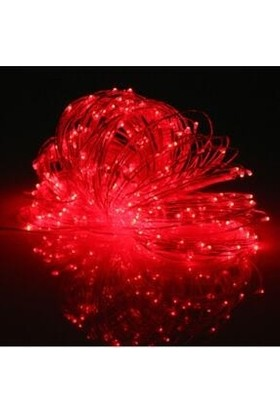Toreedo Group Kırmızı Peri LED Işık 3 m