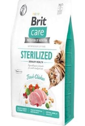 Brit Care Sterilized Urinary Tahılsız Kısırlaştırılmış Kedi Maması 7 kg