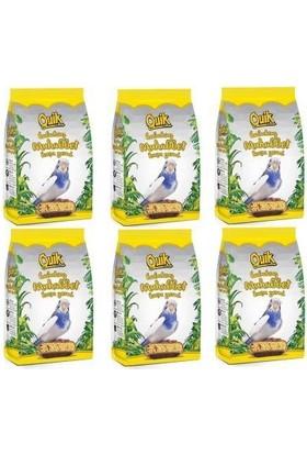 Quik Special Kabuksuz Kuş Yemi 400 gr (6 Adet)