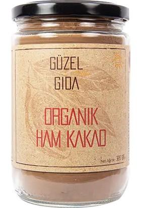 Güzel Ada Gıda 320 G Organik Ham Kakao