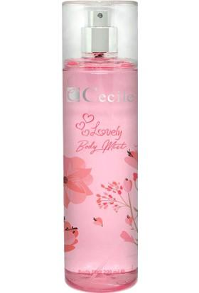 Cecile Body Mist Lovely 200 ml