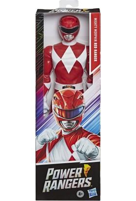 Power Rangers Beast Morphers Dev Figür E5914 E8665 Mighty Morphin Red Ranger
