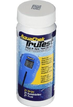 AQUACHECK Havuz Suyu Dijital Aqua Chek Trutest Yedek Test Çubukları