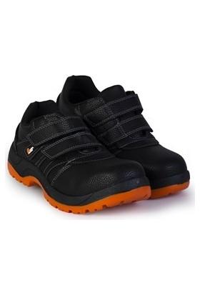 Beta Force Kompozit Burunlu Cırtlı Iş Ayakkabısı - Turuncu