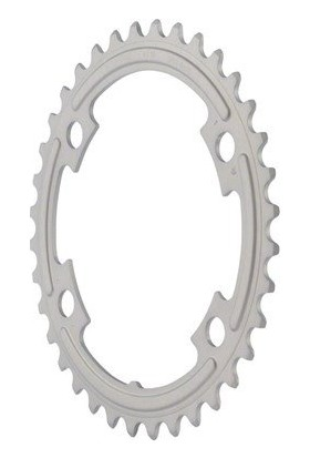 Karışık Shimano 105 Aynakol Dişlisi FC-5800 36T - 110BCD Gümüş