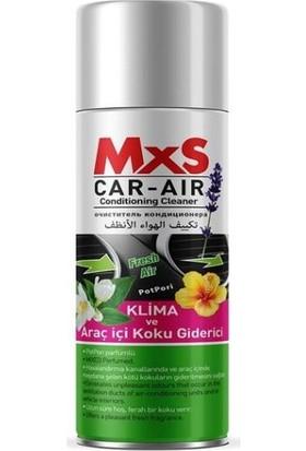 MXS Araç İçi Ve Klima Temizleyici Koku Giderici Klima Bombası Potpori 200ml