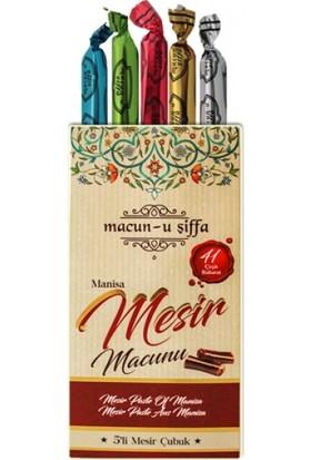 Macun-U Şifa Manisa Mesir Macunu 5li Çubuk - 1 Paket