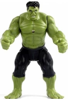 Avengers Işıklı Hareketli Hulk Figür Oyuncak 30 cm