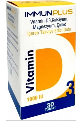 Immun Immunplus Vitamin D