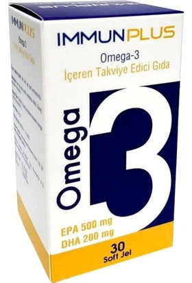 Immun Immunplus Omega-3