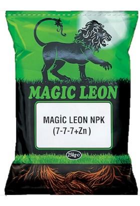 Organiksa Gübre Magic Leon 7+7+7+Zn 25 kg