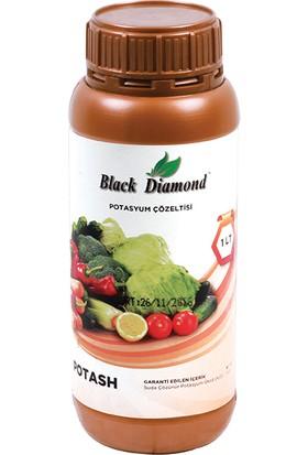 Organiksa Humik Asit Black Diamond %12 % 5 Potasyum 1 lt