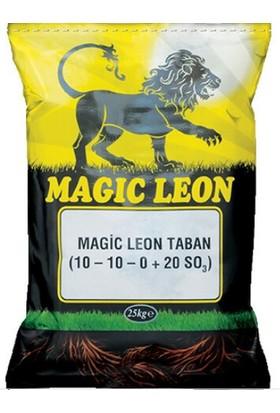 Organiksa Gübre Magic Leon 10-10-0-20 So3 Taban Gübresi 25 kg