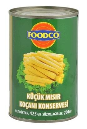 Foodco Mısır Koçanı (Baby Corn) 425 gr