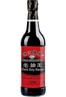 Prb Soya Sosu Dark 600 ml