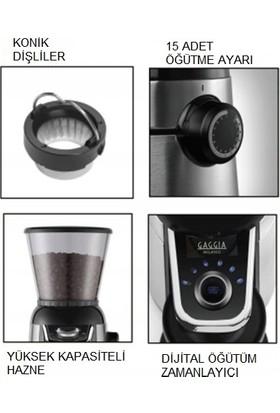 Gaggia Md 15 Otomatik Ev Kahve Öğütücü