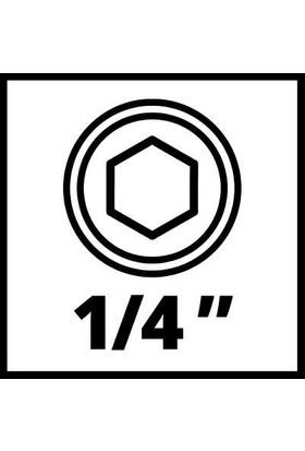 Einhell Te-Cı 18/1 Akülü Darbeli Vidalama + 18V 4.0 Ah Akülü Çantalı Set