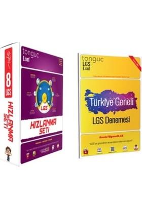 Tonguç Akademi Yayınları LGS Hızlanma Seti - LGS Türkiye Denemeli