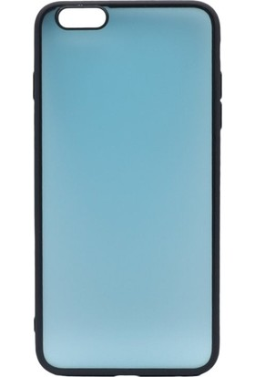 Mopal Apple İphone 6 Plus 6S Plus İce Silikon Kılıf Mavi