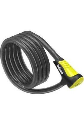 Onguard 8163 12X120 Neon Combo Anahtarlı Kilit